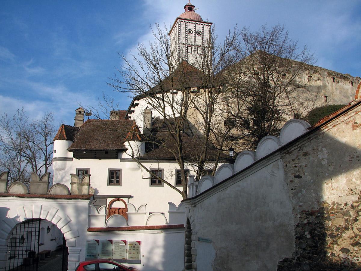 Дворцы и замки Нижней Австрии