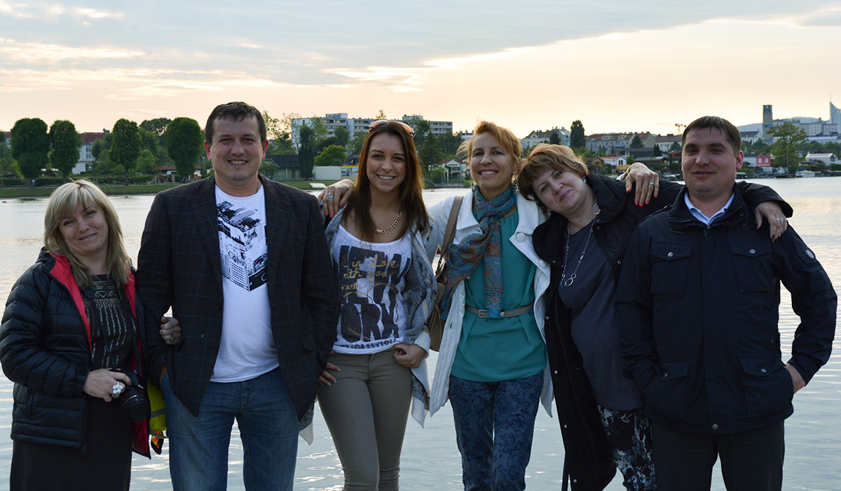 Old Danube