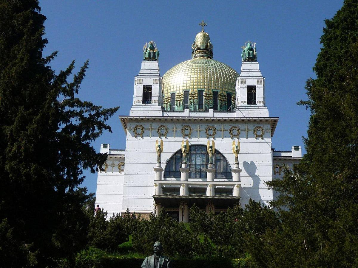 Церковь Отто Вагнера в Вене
