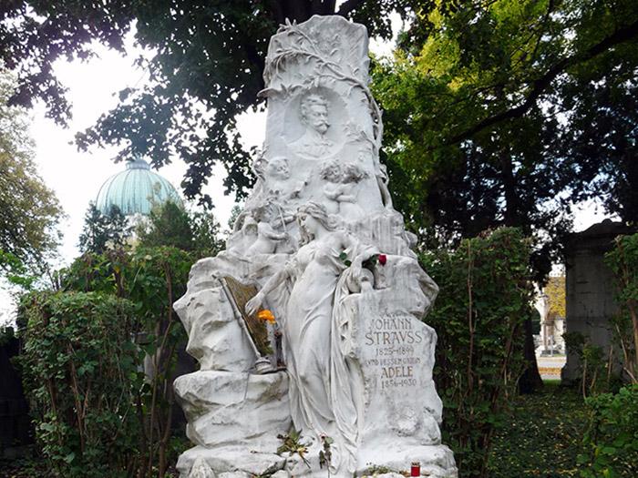 Почетное захоронение Йозефа Штрауса