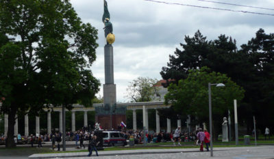 В поисках русских следов в Вене