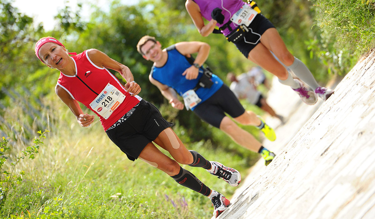 Vienna: paradise for runners