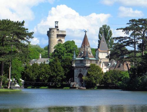 Императорский водный замок Францензбург