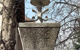 Улица Голицина в Вене