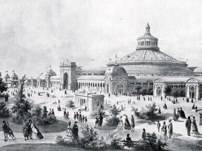Всемирная выставка 1873 года