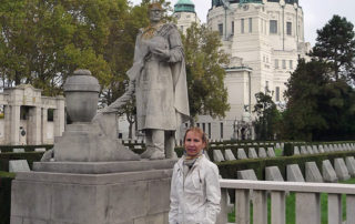 Памятник воинам Красной Армии на Центральном кладбище