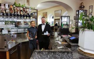Венский кофе и бильярд