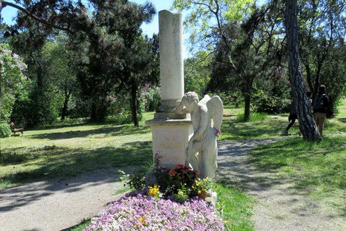 Кладбище Св. Маркса в Вене