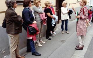 Экскурсия по городу. Химмельпфортгассе
