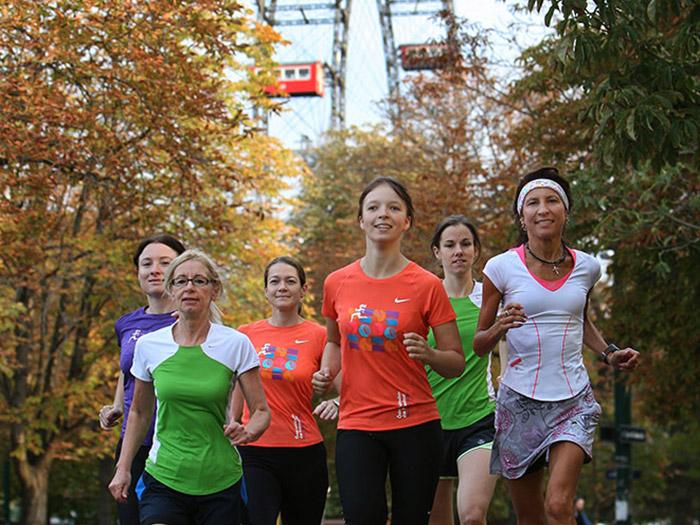 Райское место для бегунов и спортсменов – Пратер!