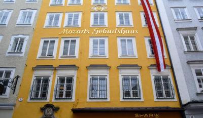 Был ли Моцарт австрийцем