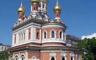 Russische Orthodoxkirche in Wien