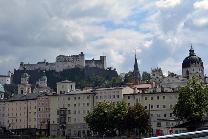 Крепость Хохензальцбург