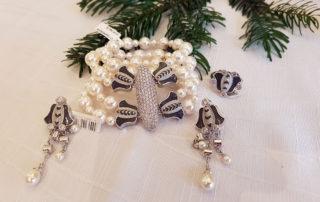 Новогодние подарки от бижутерии ЦИРО