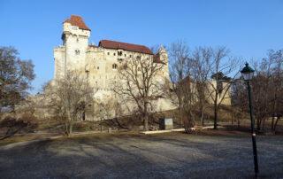 Замок Лихтенштейн.