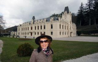Architectural masterpieces in the Wienerwald