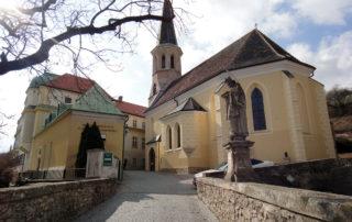 Gumpoldskirchen. House of German order