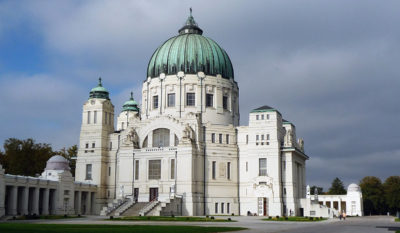 Центральное кладбище Вены