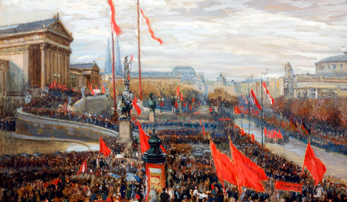 Сто лет Австрийской Республике